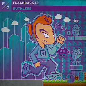 Ruthless & MC Jeff – Flashback EP (FVCK GENRES/BYM)