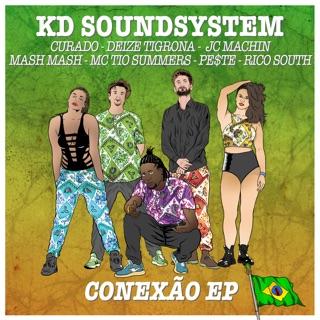 KD Soundsystem – Conexão EP (Rimboe Riddim)