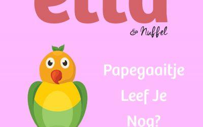 Ella & Nuffel – Papegaaitje Leef Je Nog (Gezongen door Meike Hurts) (Sony Music)
