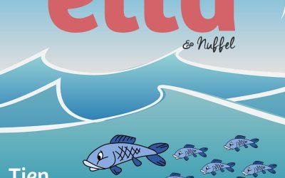 Ella & Nuffel – Tien Kleine Visjes (Sony)